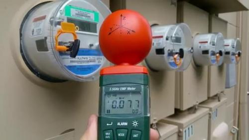measuring smart meters